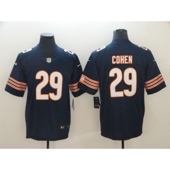 finest selection 1193f 8b129 Chicago Bears Tarik Cohen Jersey